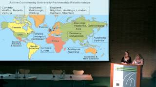 Knowledge mobilisation strategies and techniques by Professor Angie Hart and Ms Emily Gagnon