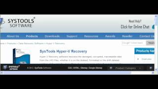 VHD Data Recovery Explained