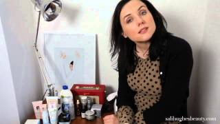 Sali Hughes - products for dehydrated skin