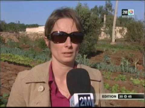DAR BOUAZZA .CASABLANCA.L'AGRICULTURE BIOLOGIQUE