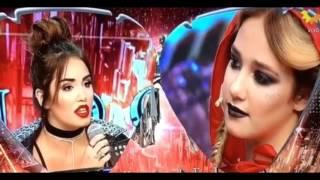 Lali Esposito( jurado showmatch )momentos  9 .12. 2016