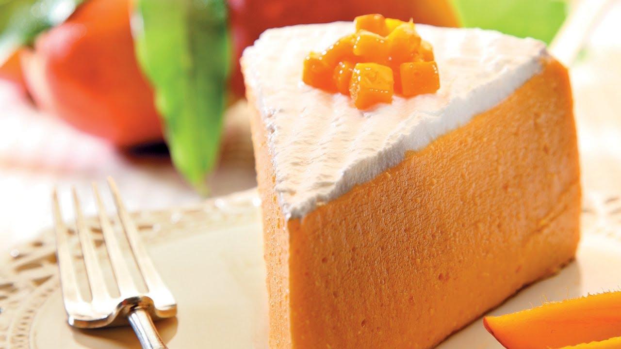 Mango Cake Recipe Uk