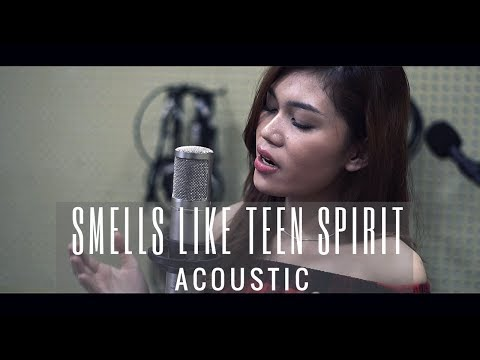 Nirvana - Smells Like Teen Spirit (Acoustic Cover)