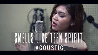 Nirvana - Smells Like Teen Spirit (Acoustic Cover by Jefry Tribowo, Shella Ikhfa)