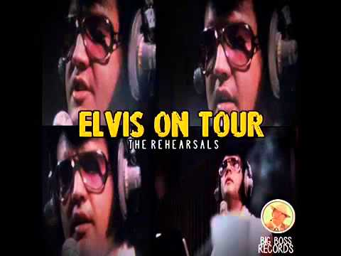 Elvis Presley on Tour-1972