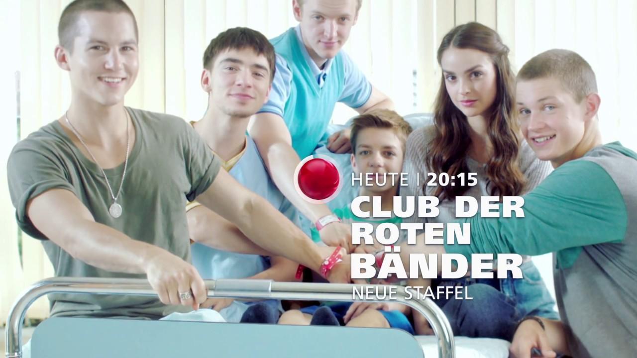 Club Der Roten Bänder Die Neue Staffel Heute Bei Vox Und Tv Now