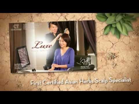 Prevent Hair Loss with Luxe Scalp Specialist Singapore Herbal Treatment