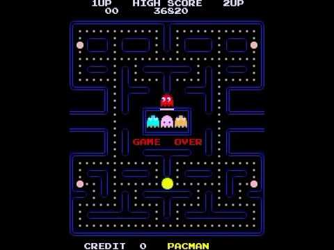Ms. Pacman Multi Game Cabinet MAME Two Bit Score 1999 Retro Classic Video Game