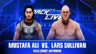 WWE 2k19 | Falls Count Anywhere | ps4 gameplay