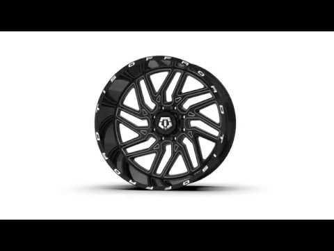 TIS Wheels 544BM