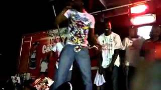 Shawn Storm Live @ Indipendent City On Digicel Roadshow  DEC 2010 Pt 1