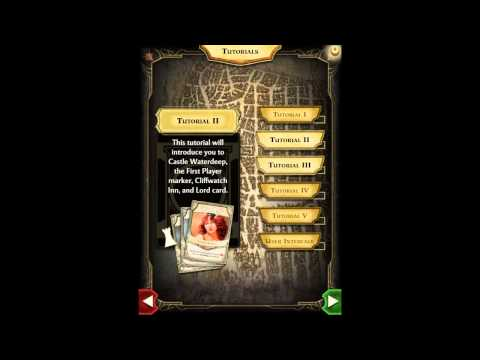Lords of Waterdeep - iOS Review