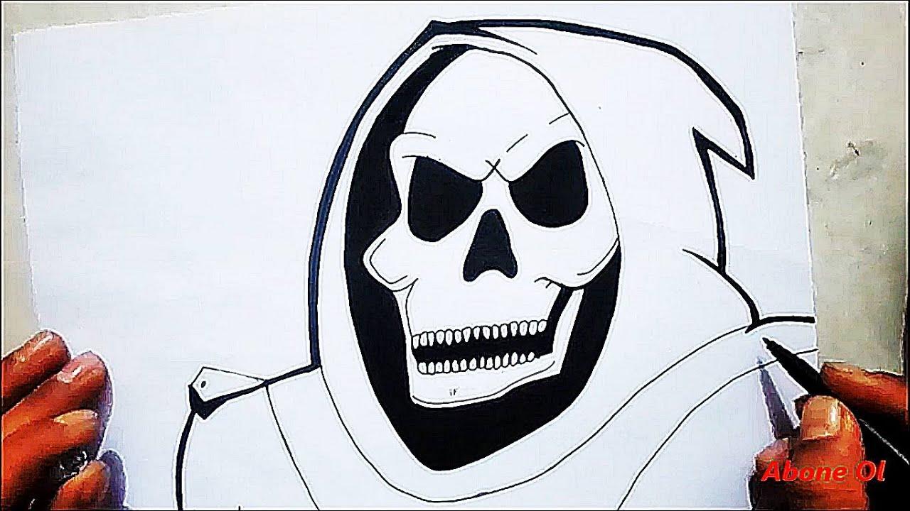 Kuru Kafa Nasil çizilir Kolay Resim çizme Youtube