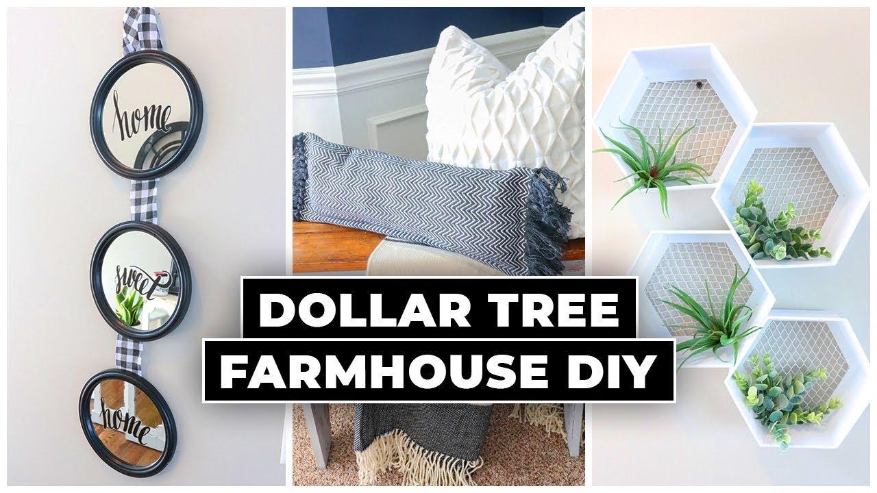 Dollar Tree DIY Farmhouse Decor 20