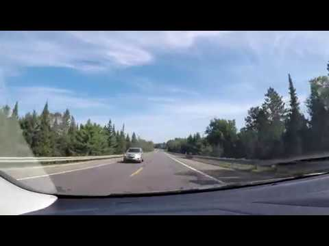 Driving with Scottman895: US 2 WB (Iron Mountain, MI to Crystal Falls, MI)