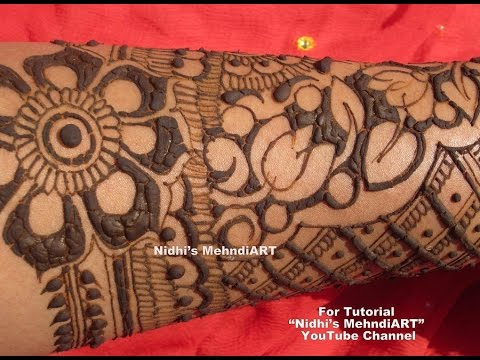 Mehndi Henna Designs S : Creative full hand latest traditional bridal wedding henna mehndi