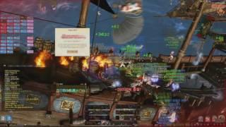 160903 Archeage Gon server Daily battle