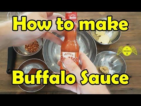 How To Make Buffalo Sauce