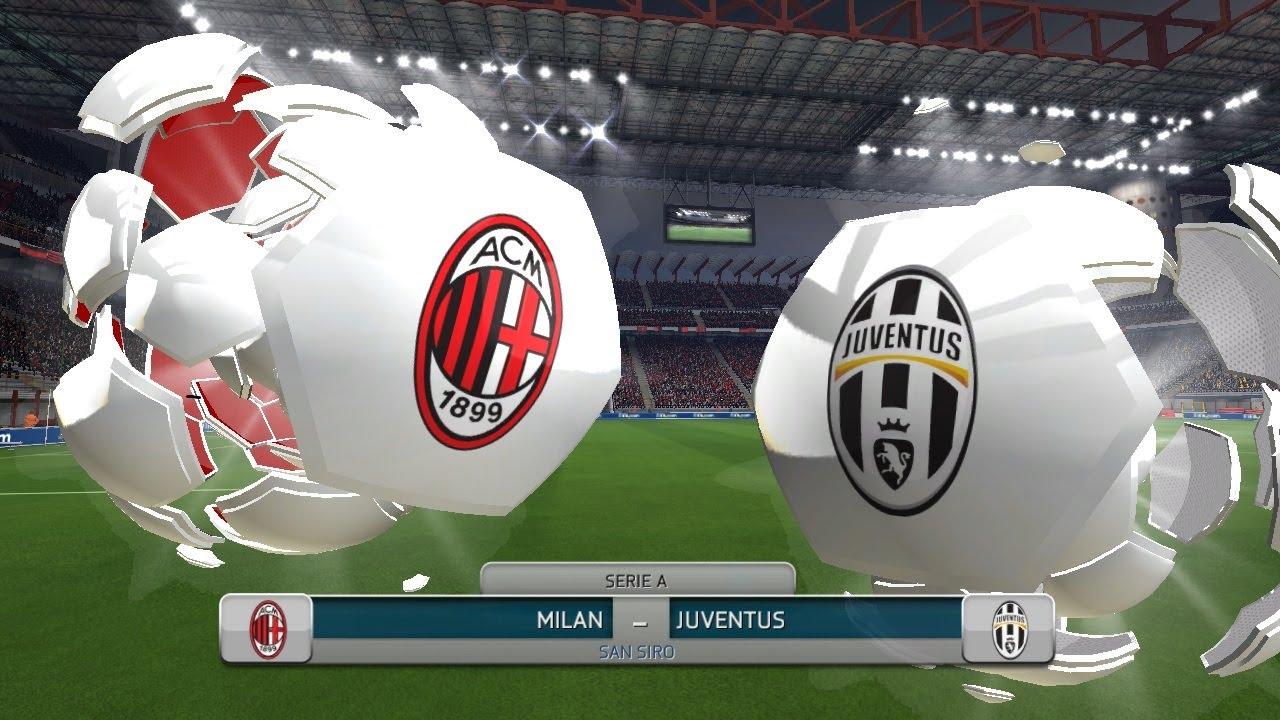 Fifa 14 Milan Vs Juventus Derby 02 03 2014 Previsione Ita