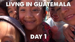 Guatemala Travel Vlog #1-The Birthday Cake Mission