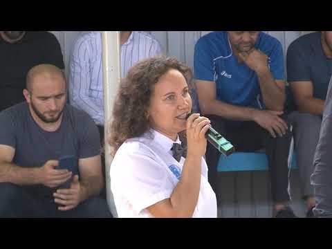 9 Чемпионат и первенство по кикбоксингу г  Избербаш 2019г  открытие