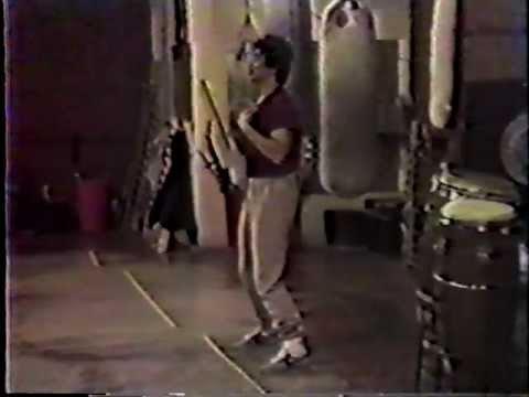 Sifu William Cheung - Los Angeles, 1983 (2/13)