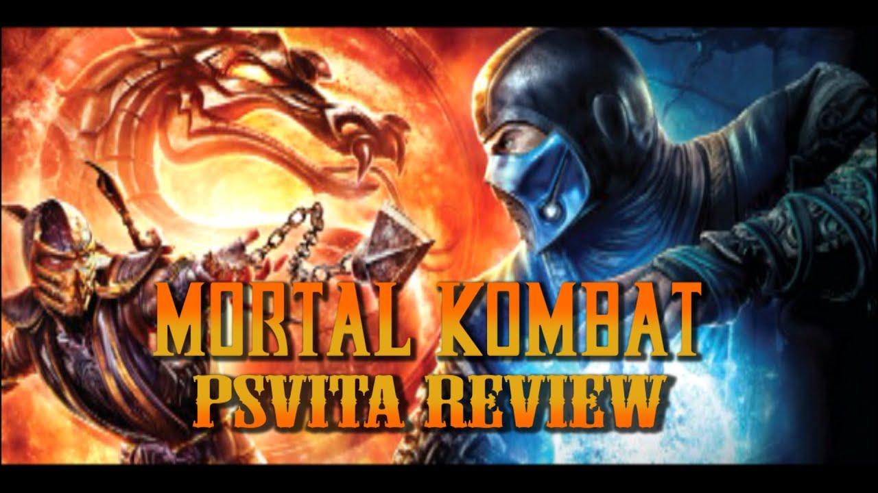 Mortal Kombat PS Vita Review HD