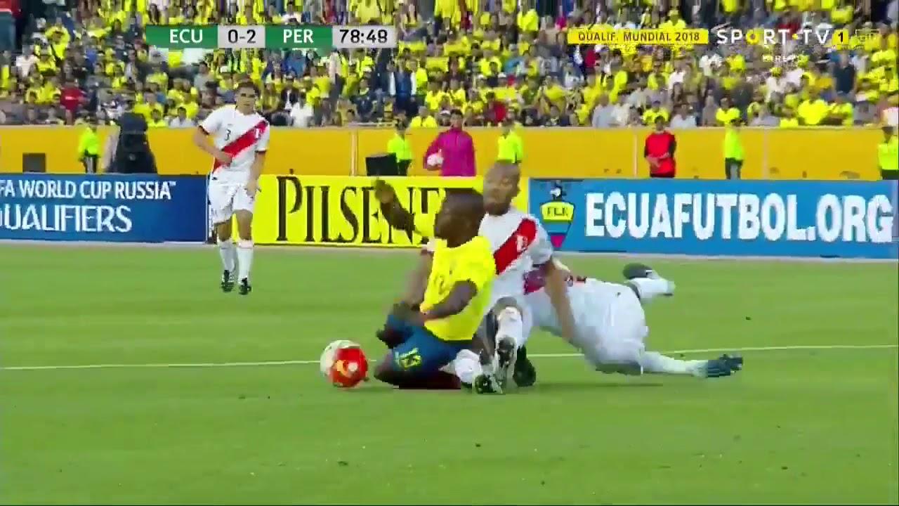 Download Ecuador vs Peru 1 2   All Goals & Highlights   World Cup Qualifiers 05 09 2017 HD
