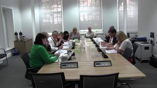Children, Education & Communities Policy & Scrutiny Committee, 22 May 2018