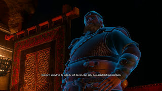 the witcher 3 cave of dreams geralt s worst nightmare story gameplay walkthrough 121 pc