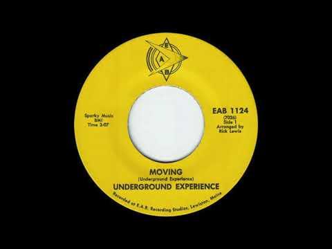 Underground Experience - Moving (1968)