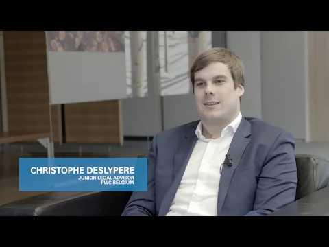 Christophe - junior legal advisor bij PWC Belgium