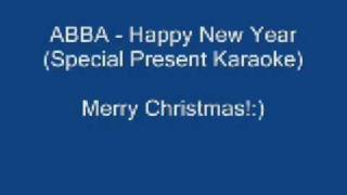 ABBA - Happy New Year KARAOKE