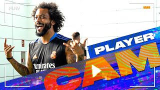 ONE DAY WITH MARCELO! | Real Madrid