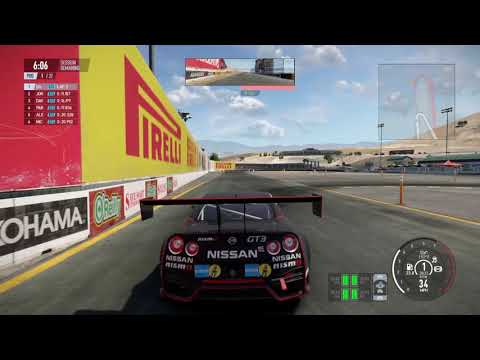 Project CARS 2 | Pirelli World Challenge Race 4 |