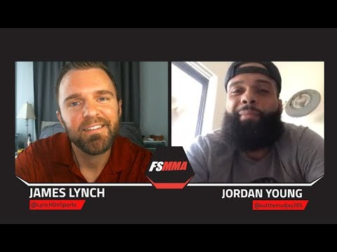 Undefeated Jordan Young talks Bellator 201, Move to 205lbs & Teammate Colby Covington
