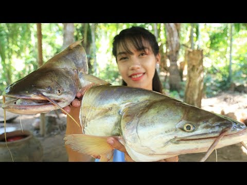 Yummy Cooking Fish Head Soup Recipe - Cooking Skill