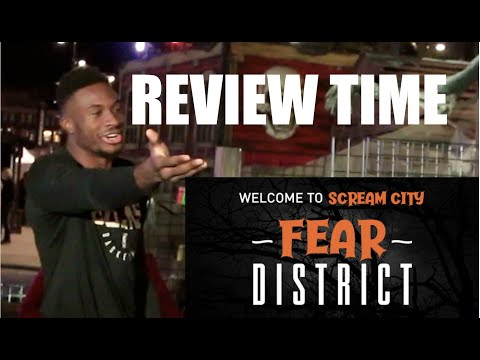 Fear District Review From Haunt Collective 2019