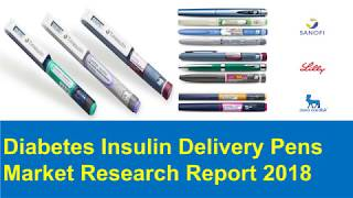 Diabetes Insulin Delivery Pens Market Research Report 2018