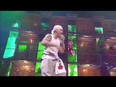 Eminem live from New York City Full HD Part 4