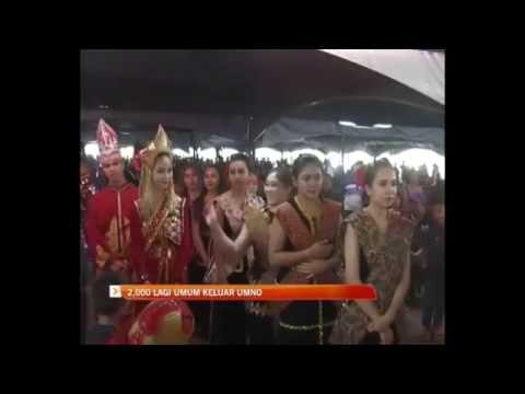 2,000 lagi umum keluar UMNO | TMTV