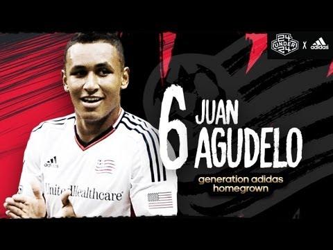 24 Under 24: #6 Juan Agudelo, New England Revolution | 24 under 24