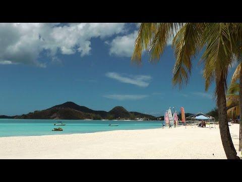 Caribbean Sea - Antigua - heavenly Jolly Beach