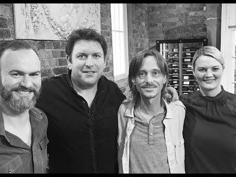 Mackenzie Crook on Saturday Kitchen live with James Martin , Glynn Purnell and Kim Woodward FULL