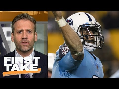 Max calls out Marcus Mariota for interceptions | First Take | ESPN