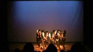 成蹊大学 DANCE TEAM JAM[z] 7月公演2010 3,しんやPop.