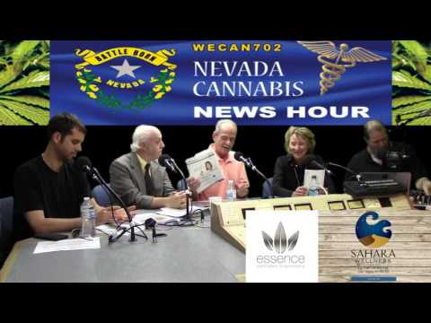 Nevada Cannabis News 3-15-16 Guest: Digi-Path Labs