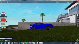 New HollyWood Hills update! | Drifting Simulator | ROBLOX