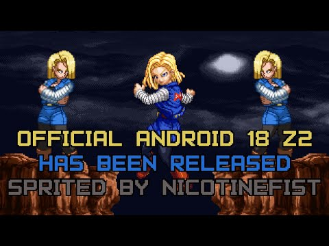 Hyper Dragon Ball Z Character Review: Android 18 Z2