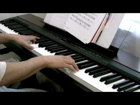 "Final Fantasy VII - ""Anxious Heart"" (Piano Cover)"